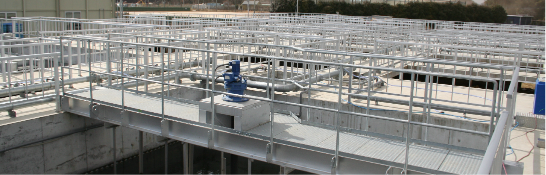 排水の浄化処理