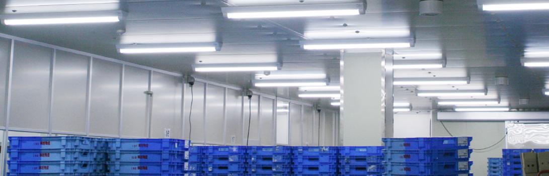 LED照明の採用