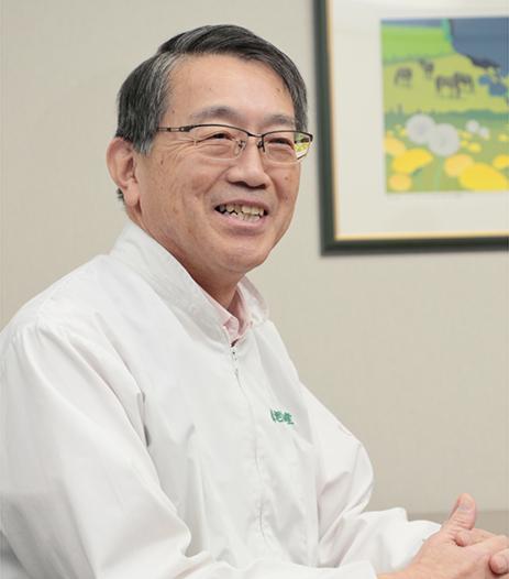 株式会社旭物産 代表取締役社長 林 正二
