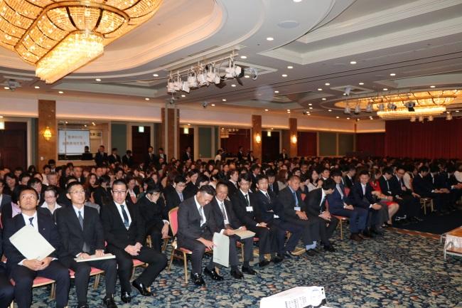 2018年度の年度方針発表会